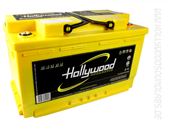 HOLLYWOOD DIN 80 - DIN POWER AGM