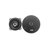 "XFIRE EFX402 2-way 4"" 4Ω Coaxial system"