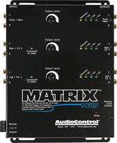 AUDIOCONTROL MATRIX PLUS 6 KANAL LINEDRIVER