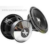 "EXCURSION MAXTREME BLACK MXT.v2 15"" 2 X 1 OHM"