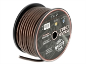20MM2 KABEL SORT TRANSPARENT CCA 30M