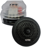 XFIRE PHRA25T 25mm DUAL CONCENTRIC TWEETER SYSTEM
