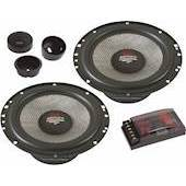 AUDIO SYSTEM R 165-4 EVO RADION-SERIES 2-way double composystem