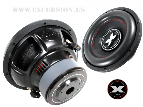 "EXCURSION REFERENCE 12"" DOBBELT 4 OHM"