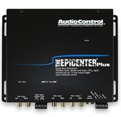 AUDIOCONTROL THE EPICENTER PLUS M/AUX IN