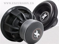 EXCURSION XXXTREME XXX 12. 2 X 2 OHM