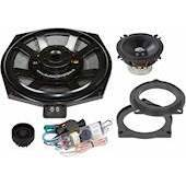 AUDIO SYSTEM HX 200 BMW DUST EVO 3-way part-active front system