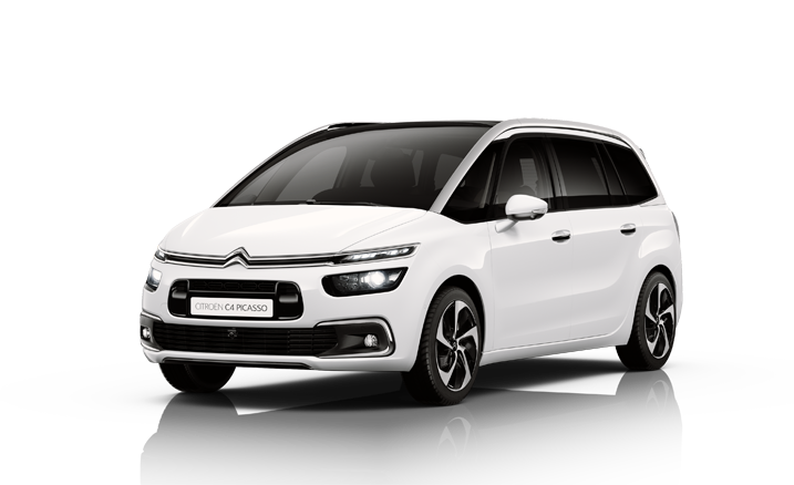 C4 PICASSO II (2013 >)