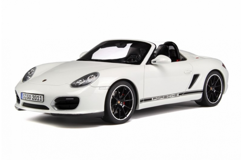 BOXSTER (987)(2005 - 2012)