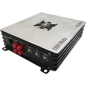 XFIRE VSX600.1 Class-D 1-Channel Amplifier